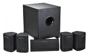 Monoprice Home Theater Speaker System