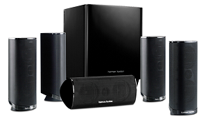 Harman Kardon Theater Speaker Package