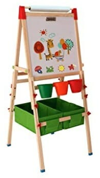 Arkmiido Double-Sided Standing Easel