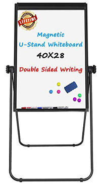 WEYOUNG White Board Easel Stand