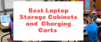 Best laptop storage cabinets and charging carts