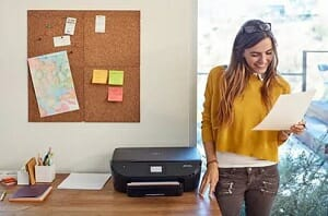 Printer in your workplace
