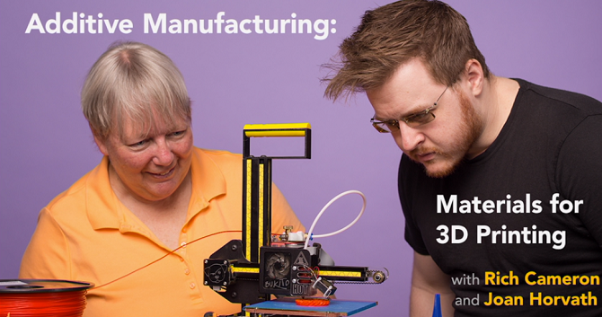 Additive Manufacturing: Materials for 3D Printing