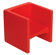 Children's Factory Cube Chair for Kids