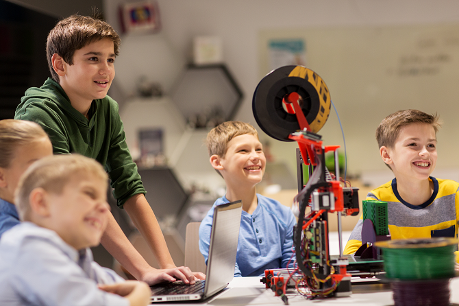 The Makerspace Environment