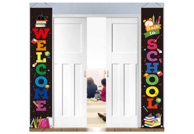 LioNergy Back to School Welcome Banner