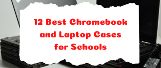 Best Chromebook and laptop cases