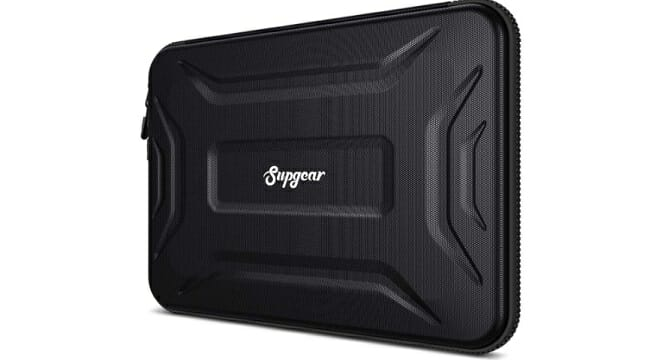 SUPGEAR Laptop Sleeve Case for 13-13.3 Inch Notebook